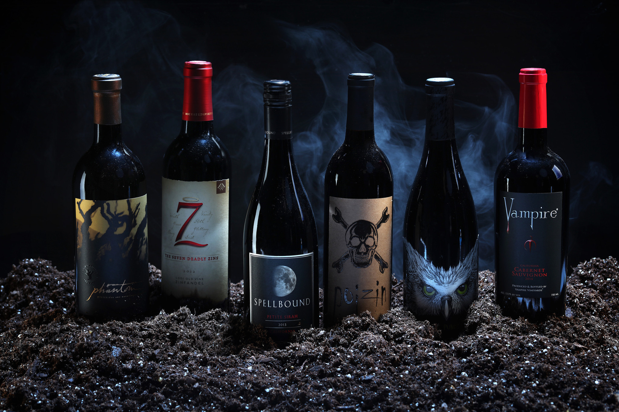 Buy Here Pay Here Ct >> 6 wines for your Halloween party - Chicago Tribune