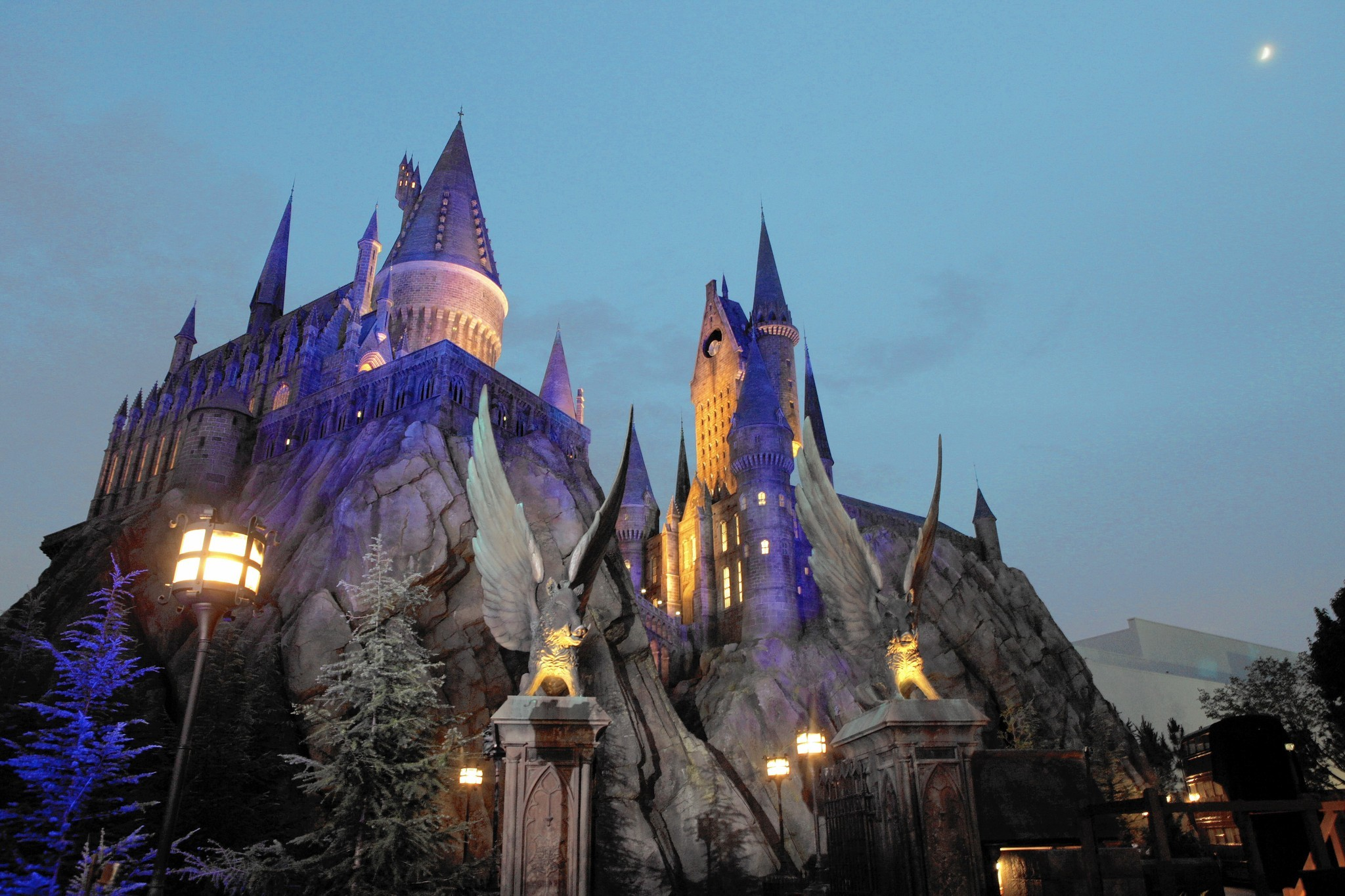 Will I Drive Attractions Break Spell Of Harry Potter S