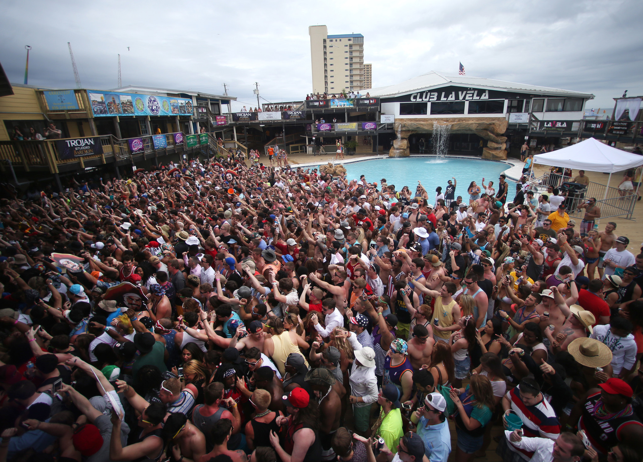 Panama City Beach Officials Respond To Spring Break Lawsuit Allegations Orlando Sentinel