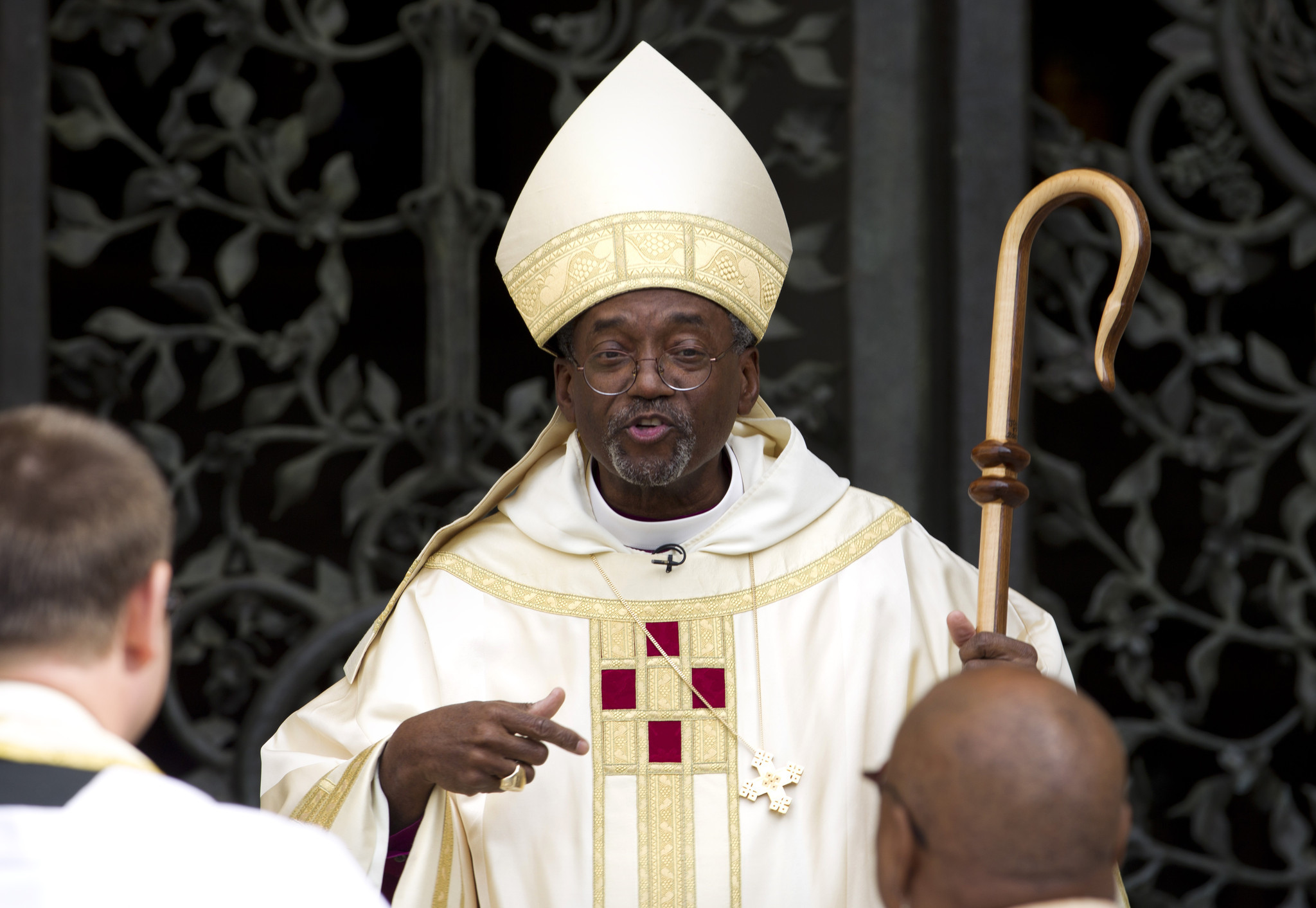 episcopal church anglican leader michael curry gay bishop washington cathedral leaders presiding national marriage archbishop anglicans elect episcopalians sanction md