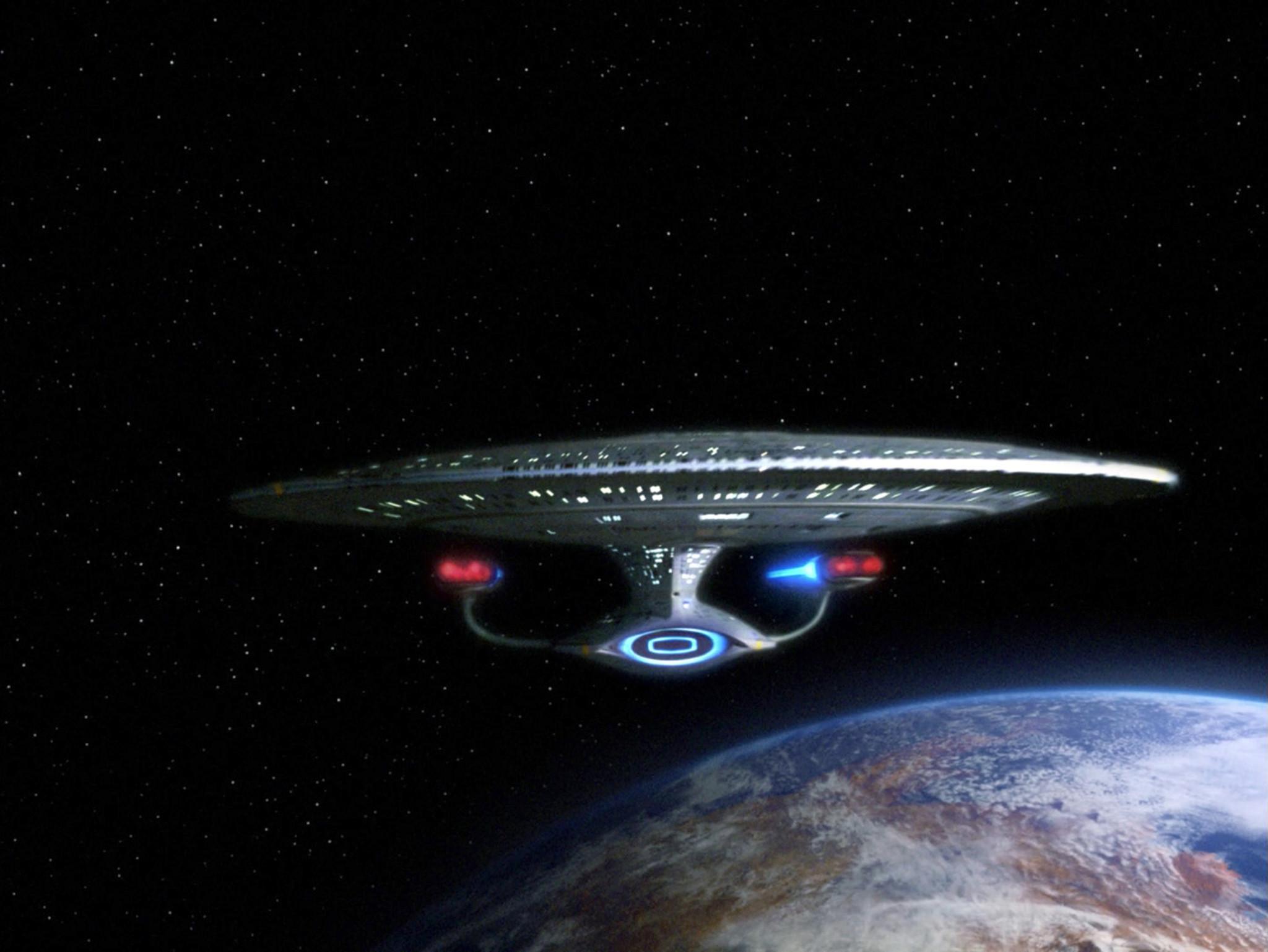 raumschiff enterprise stream