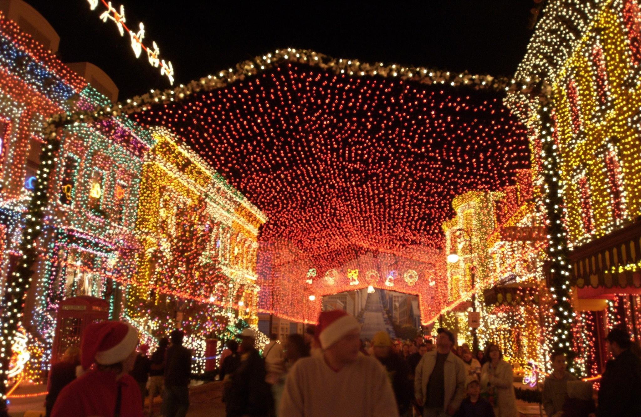 Osborne Christmas Lights