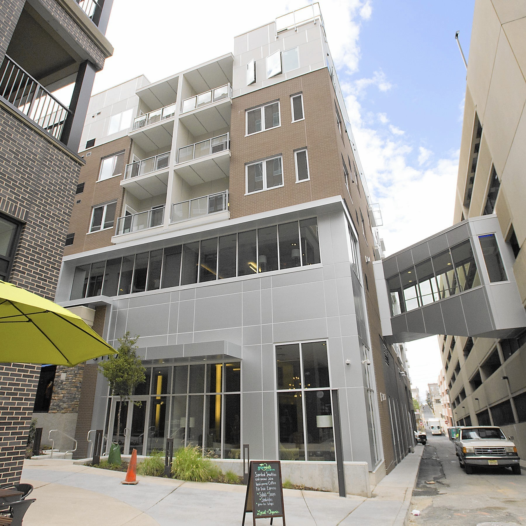 Center City Apartment Rentals: City Center Building More Downtown Allentown Apartments