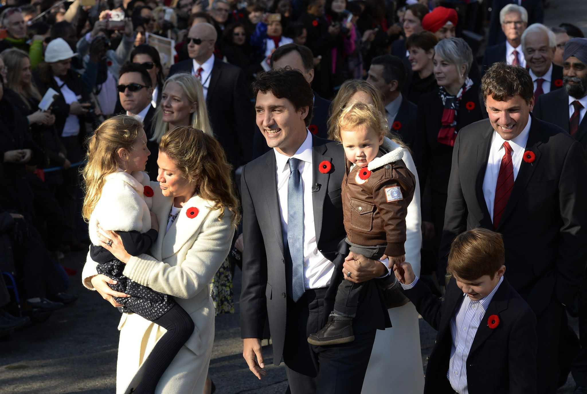 Climate Change Among New Canadian Prime Minister Trudeau S
