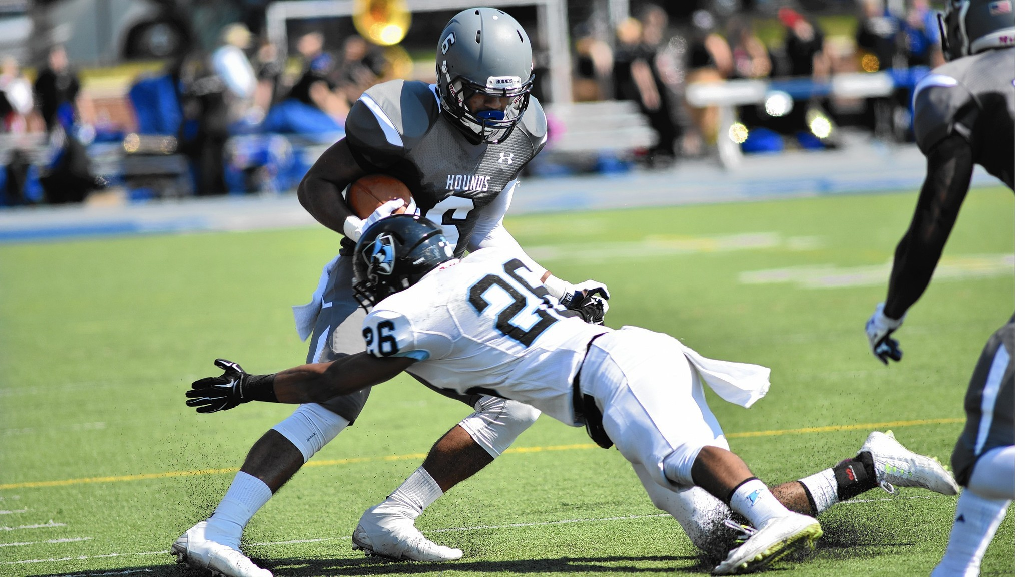 moravian football tied for 5th in south region in first 2015 ncaa