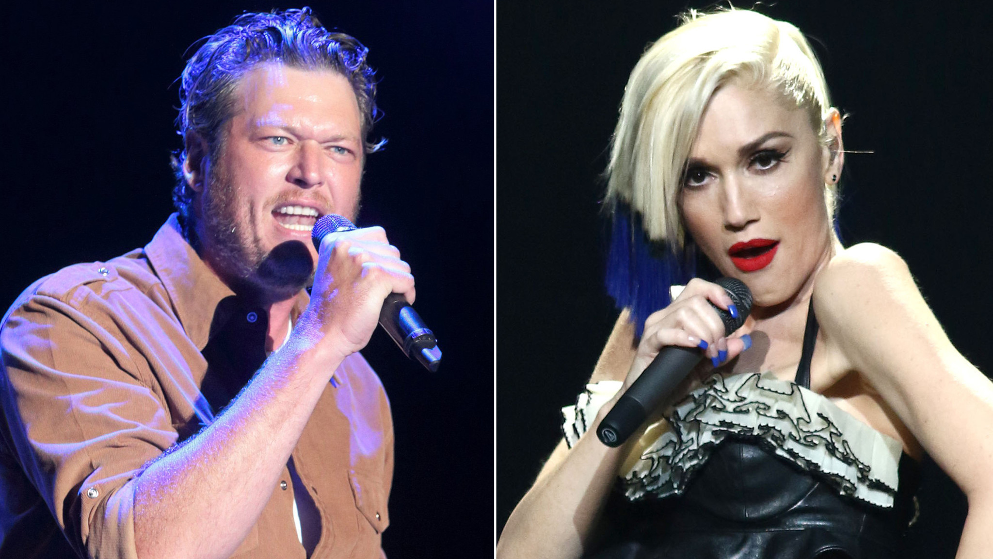 Gwen Stefani Is Dating Blake Shelton