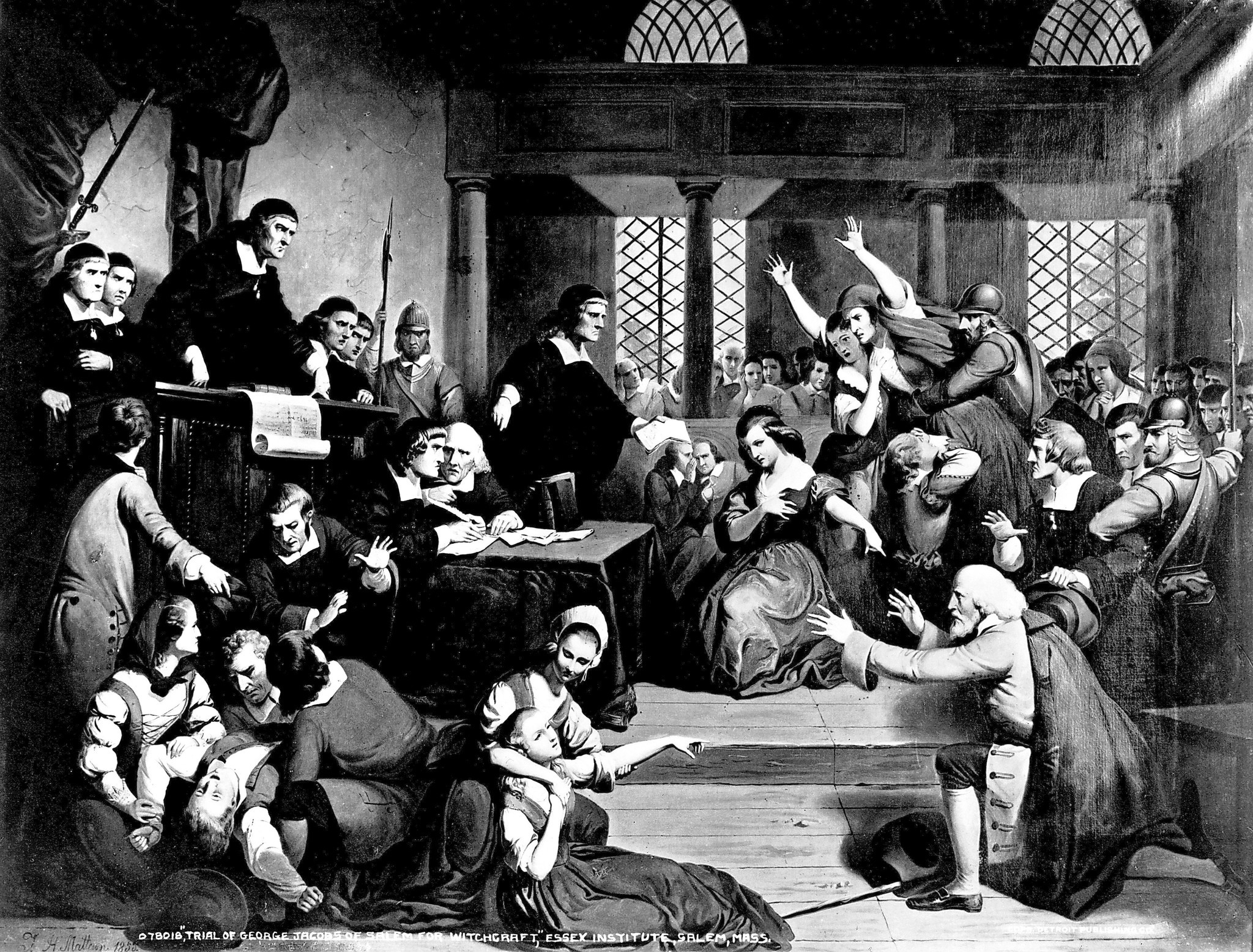 connecticut witch trials 1692