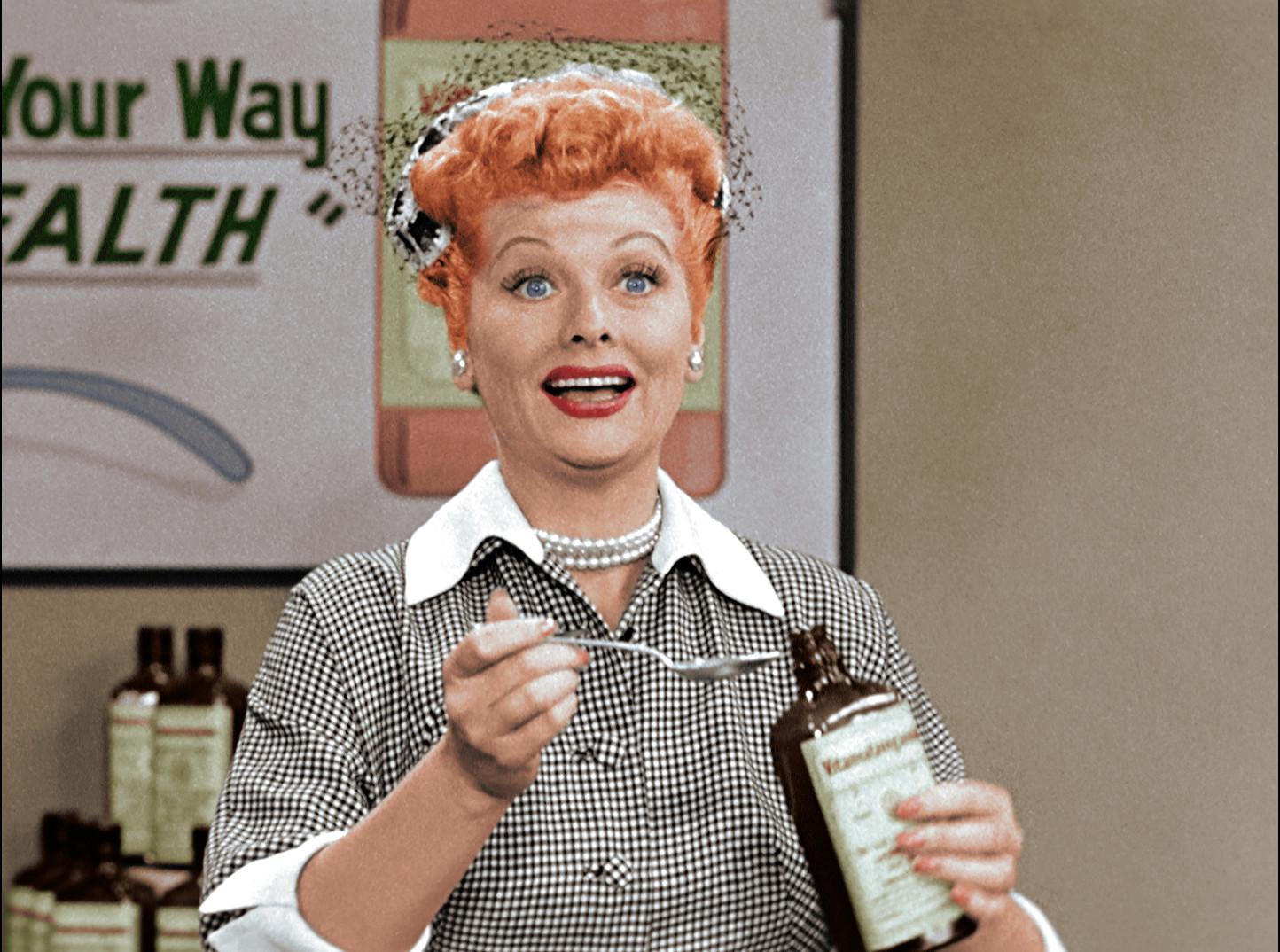 I Love Lucy: Vitameatavegamin in color - Orlando Sentinel
