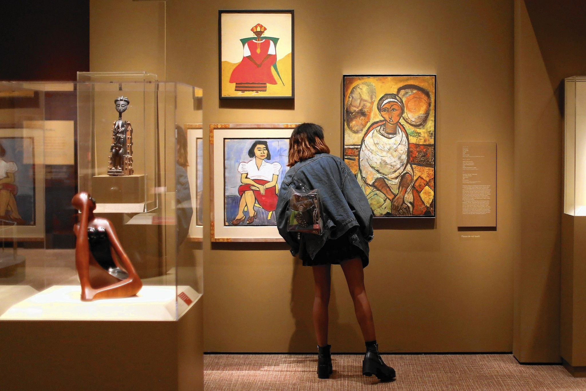African Art: Highlights of the Permanent Collection – NSU ...   African Art Collection