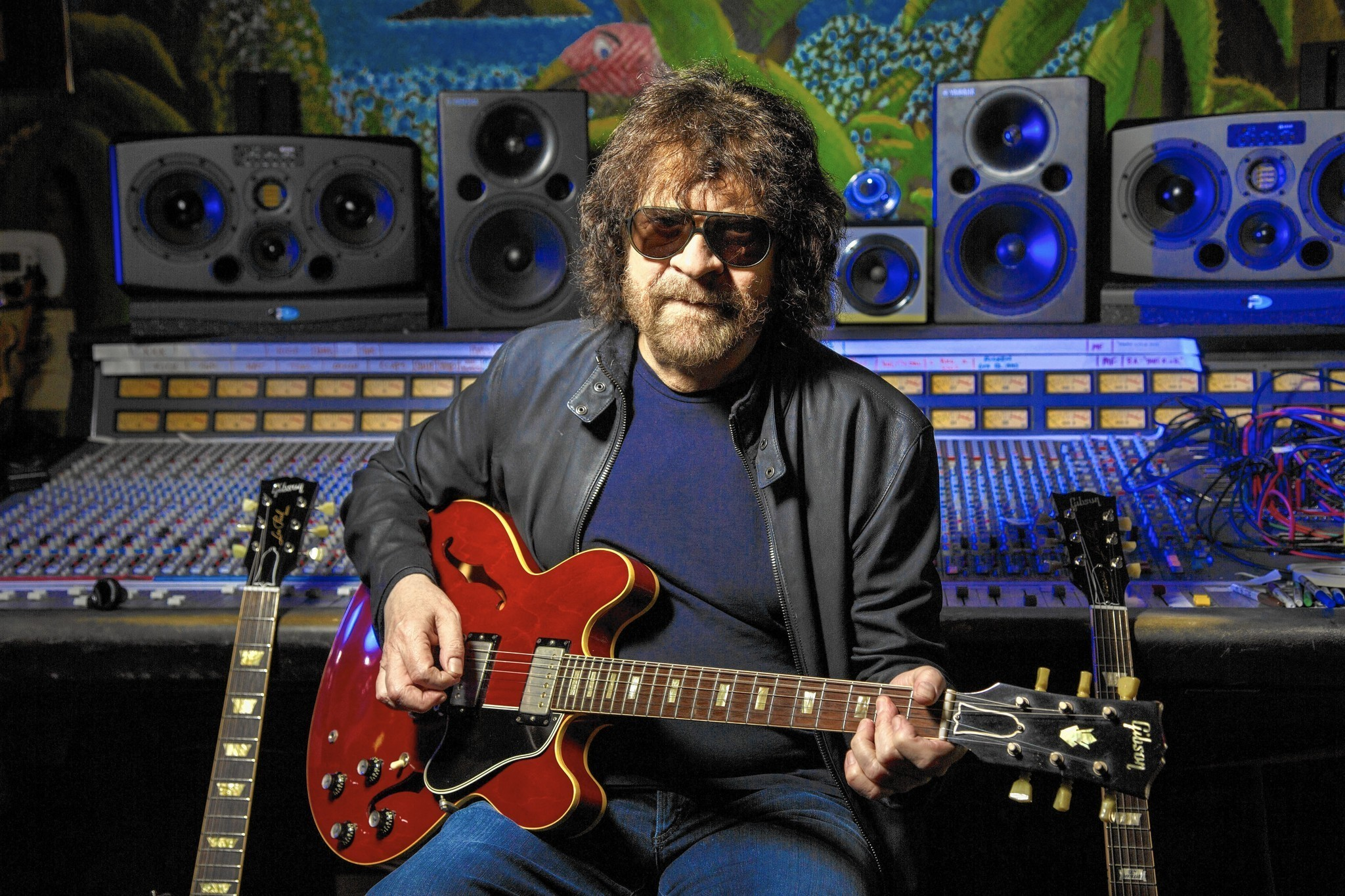 Image result for Jeff Lynne's ELO