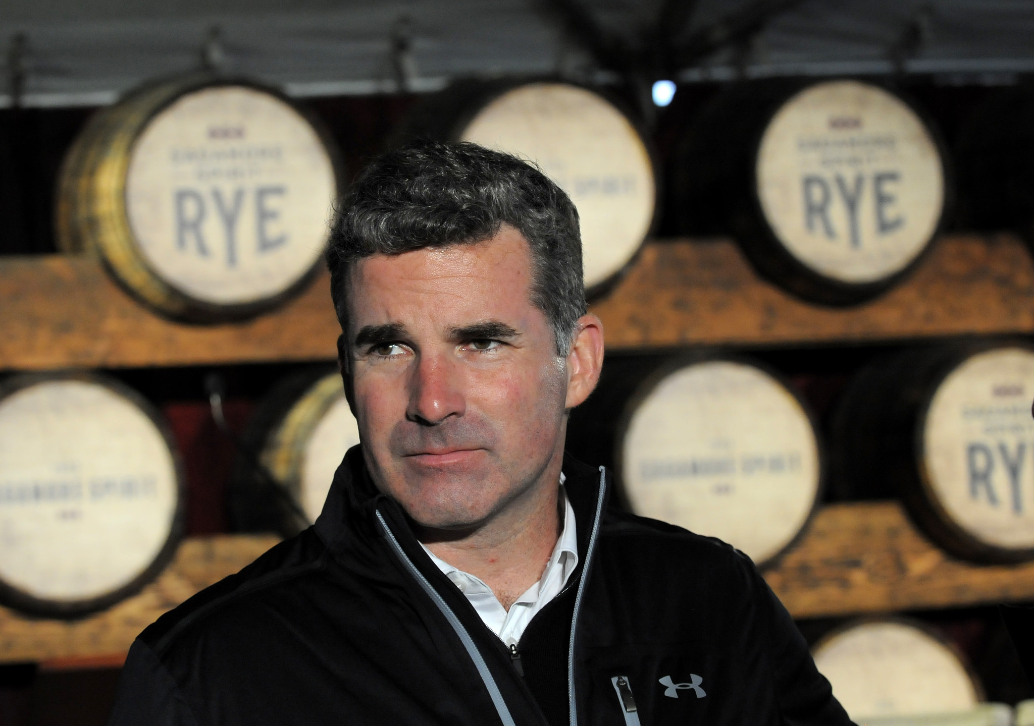 Under Armour's Kevin Plank seeks young entrepreneurs