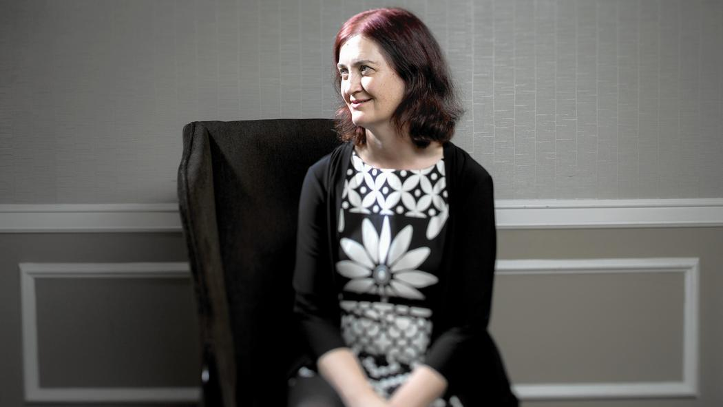 Emma Donoghue (Jay L. Clendenin / Los Angeles Times)