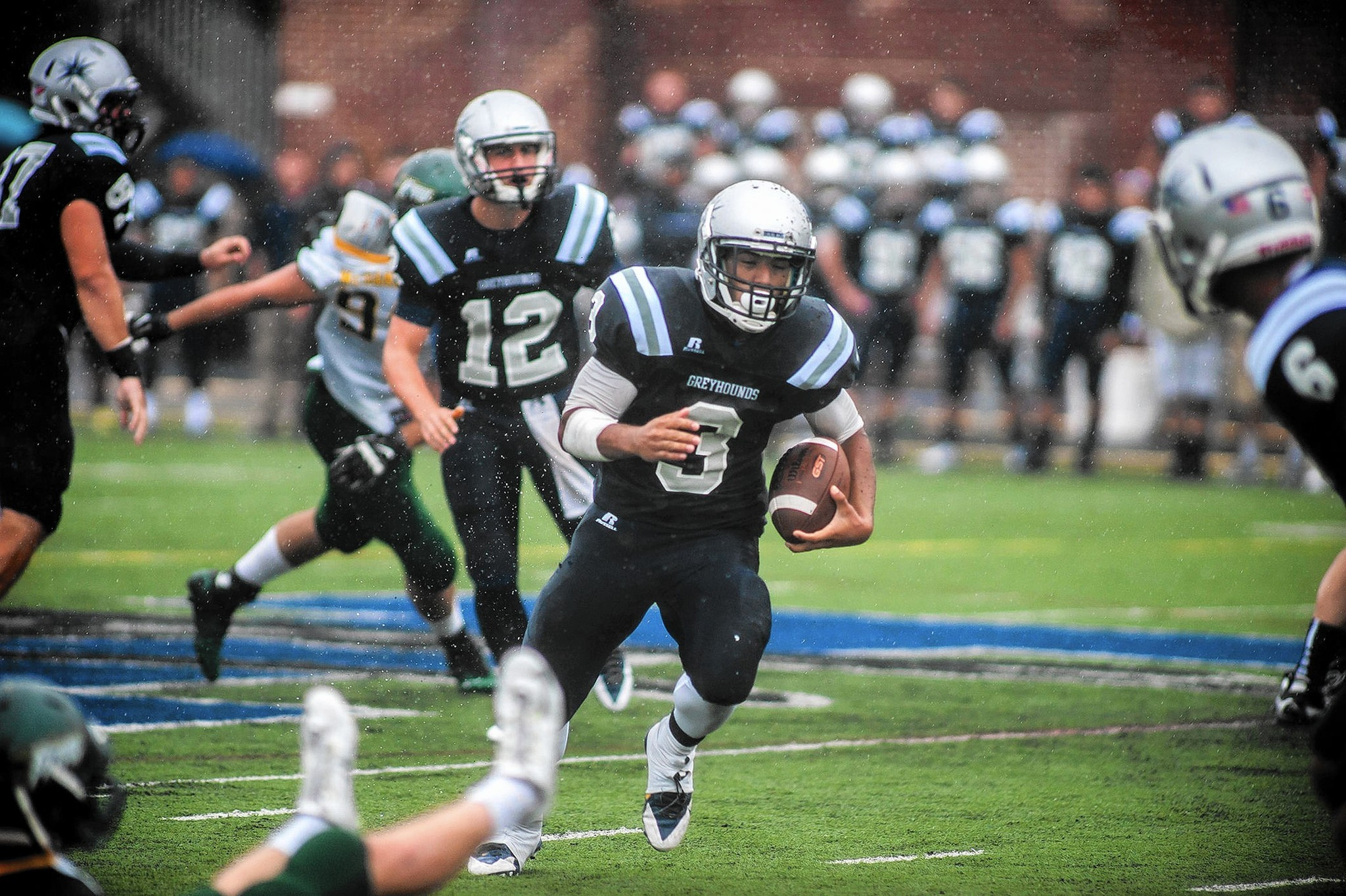 Muhlenberg Moravian Annual College Football Game Has Playoff Berth