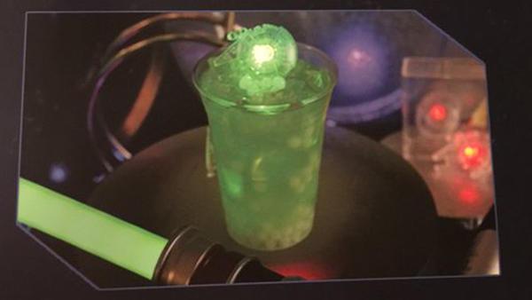 The Light Side drink (Brady MacDonald / Los Angeles Times)