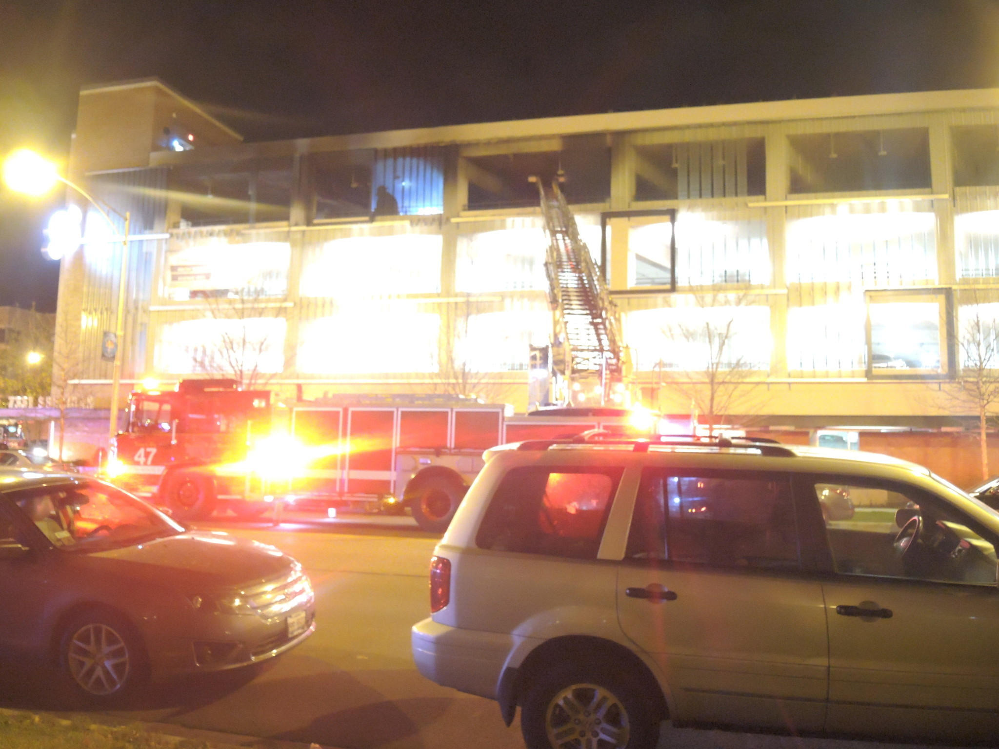 Car Catches Garage On Fire In Rochester: Cars Catch Fire In Far North Side Parking Garage