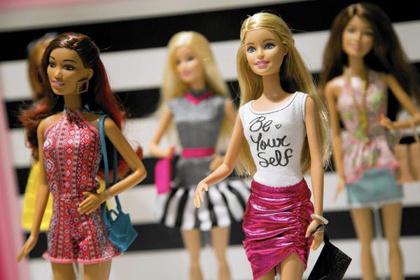Mattel's new Barbie ad