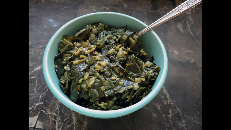 A Very Cp Thanksgiving A Recipe For Ye Abesha Gomen