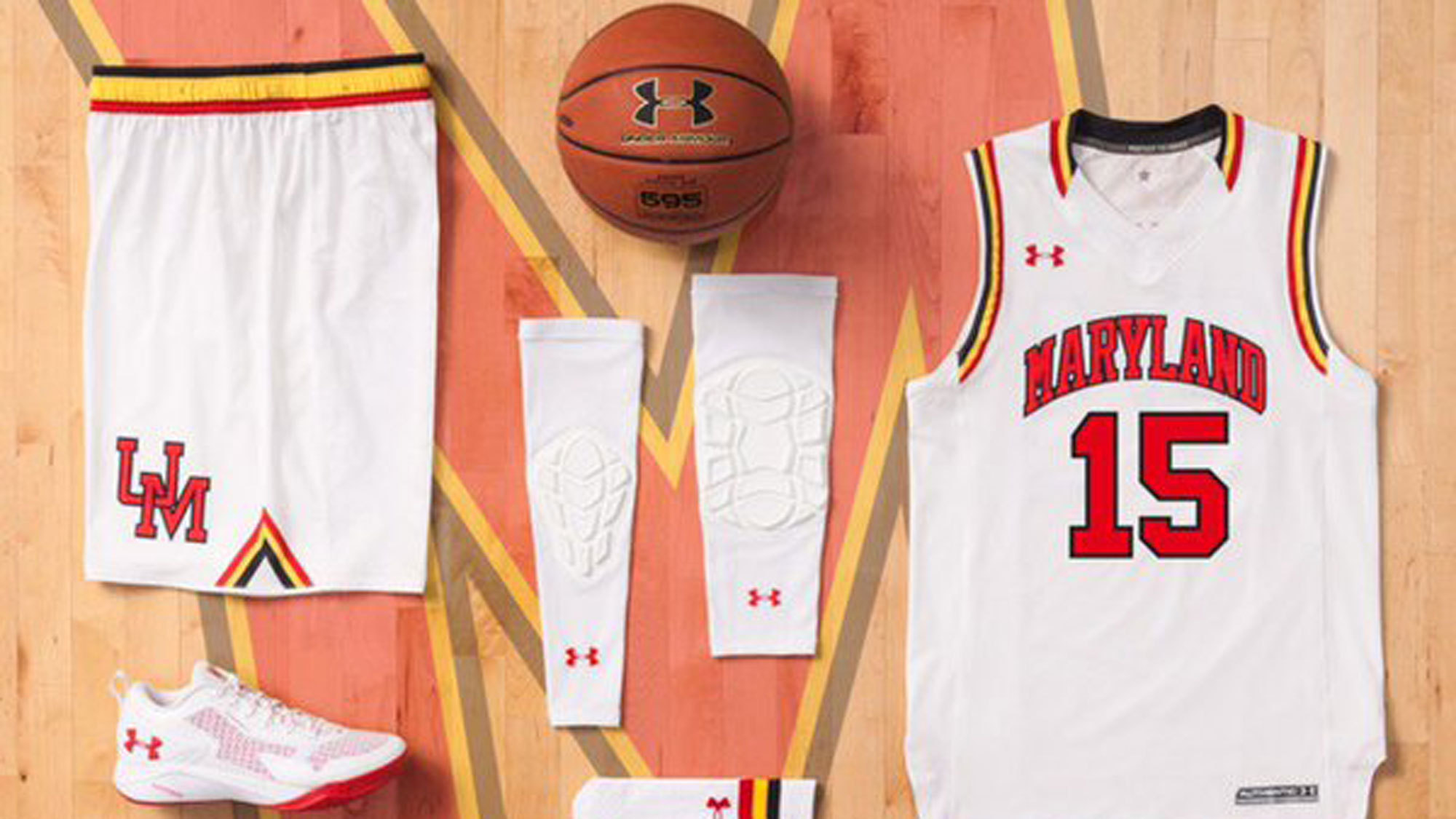 low priced 98ec7 a5794 Maryland basketball unveils throwback uniforms for ...