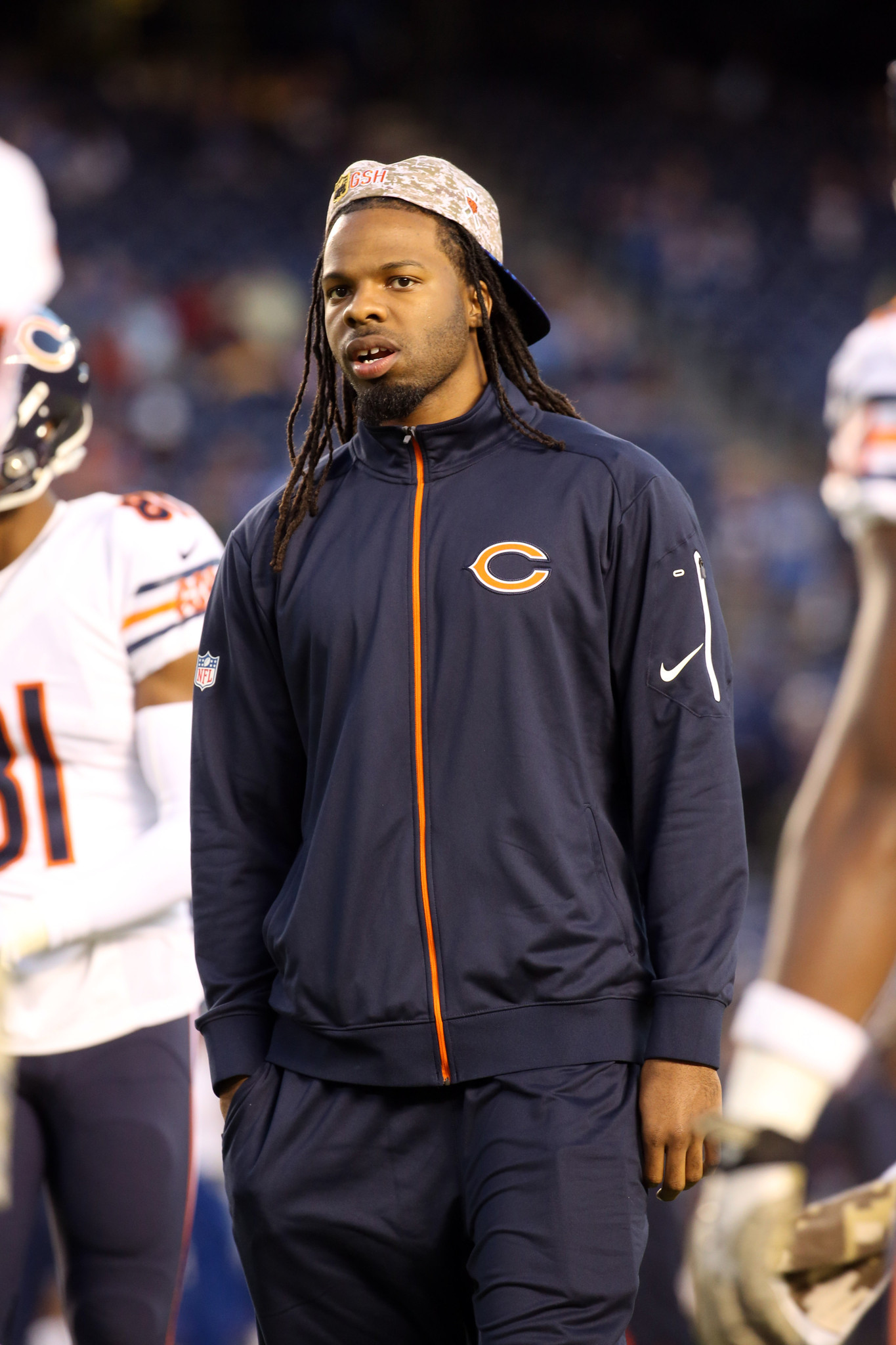 Bears Face Decision On Injured Rookie Wr Kevin White