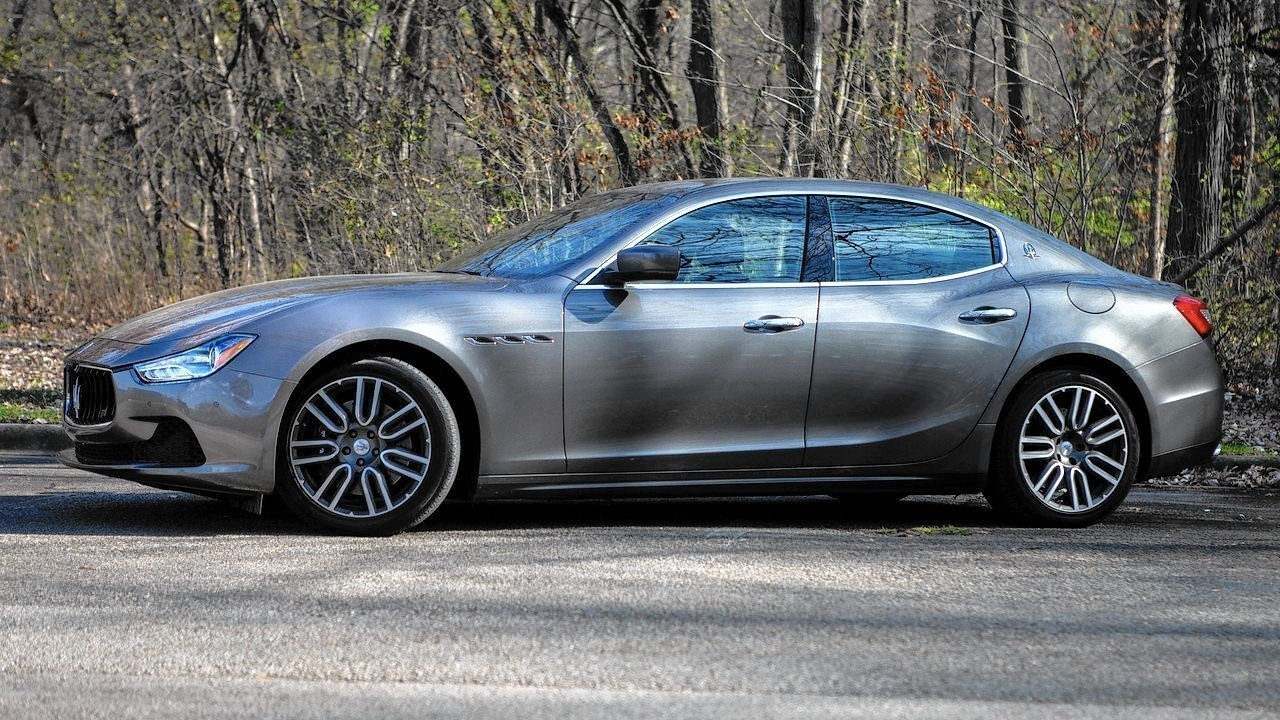 2015 Maserati Ghibli S Q4 Pushes Italian Prestige And
