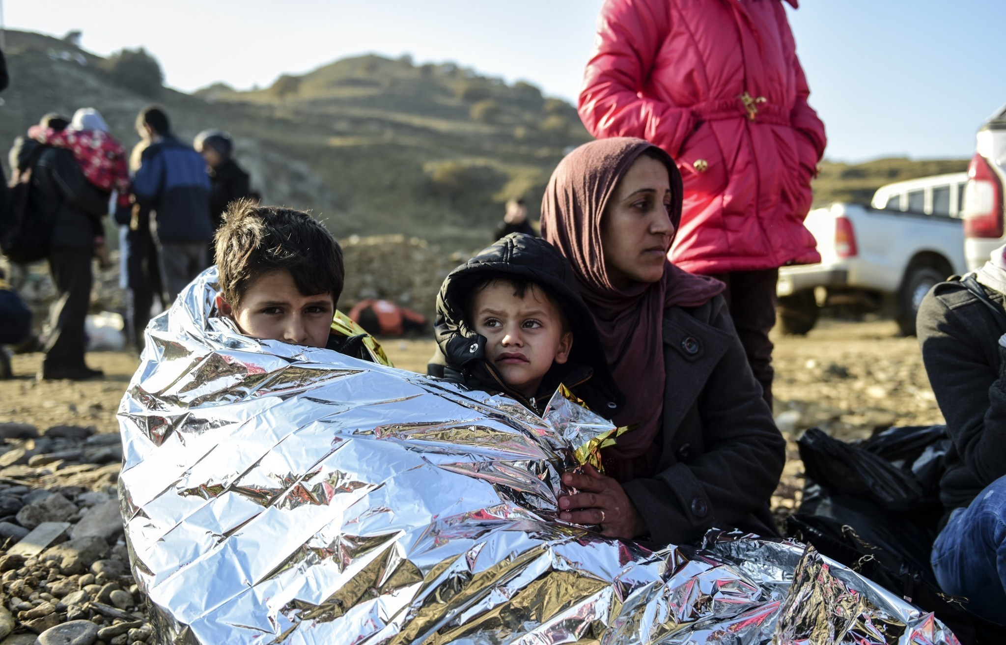 Help syrian refugees