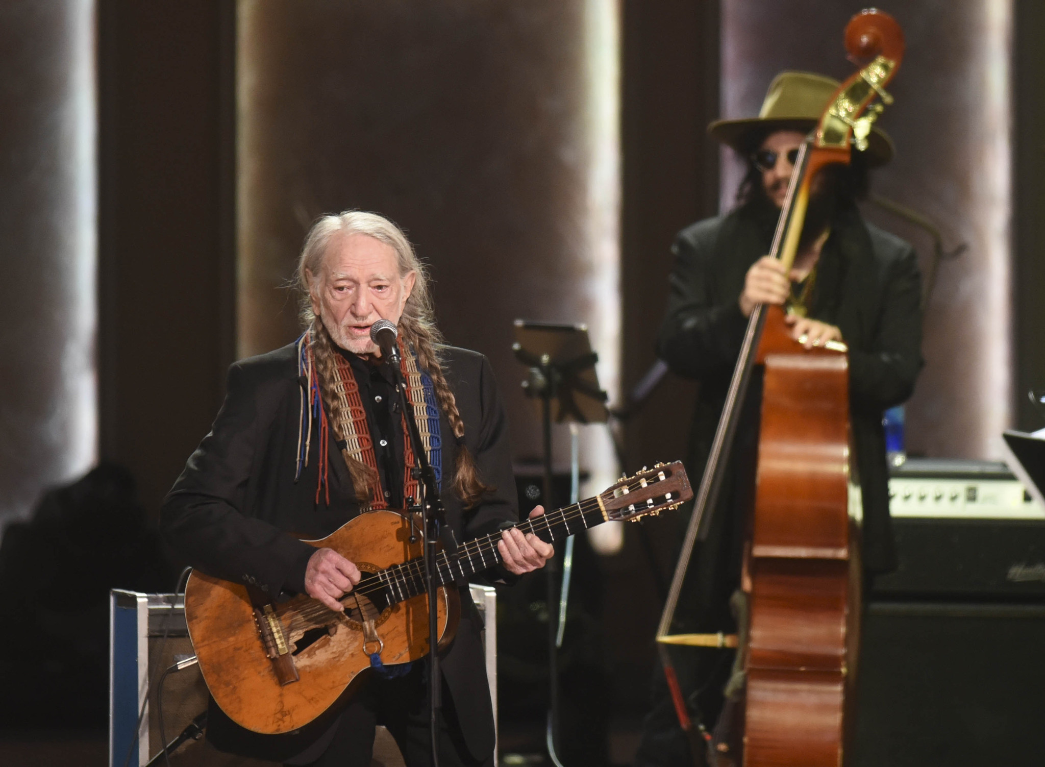 Neil Young And Paul Simon Join In Gershwin Prize Tribute