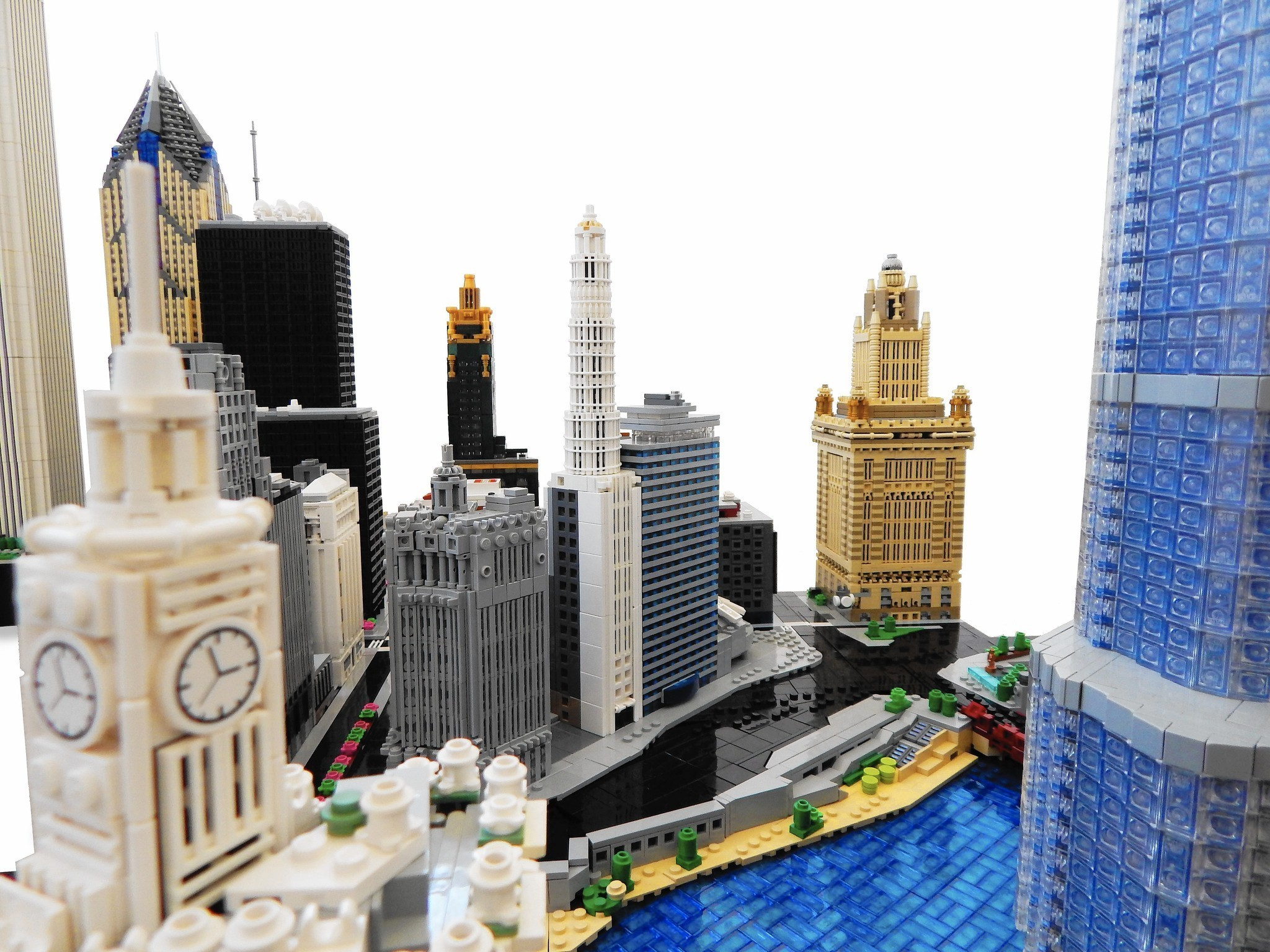 IIT Student Wants To Bring Lego Sized Chicago Buildings London