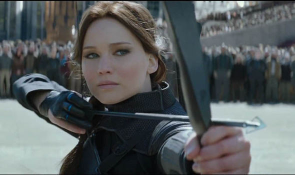 The Katniss Factor What The Hunger Games Movies Say