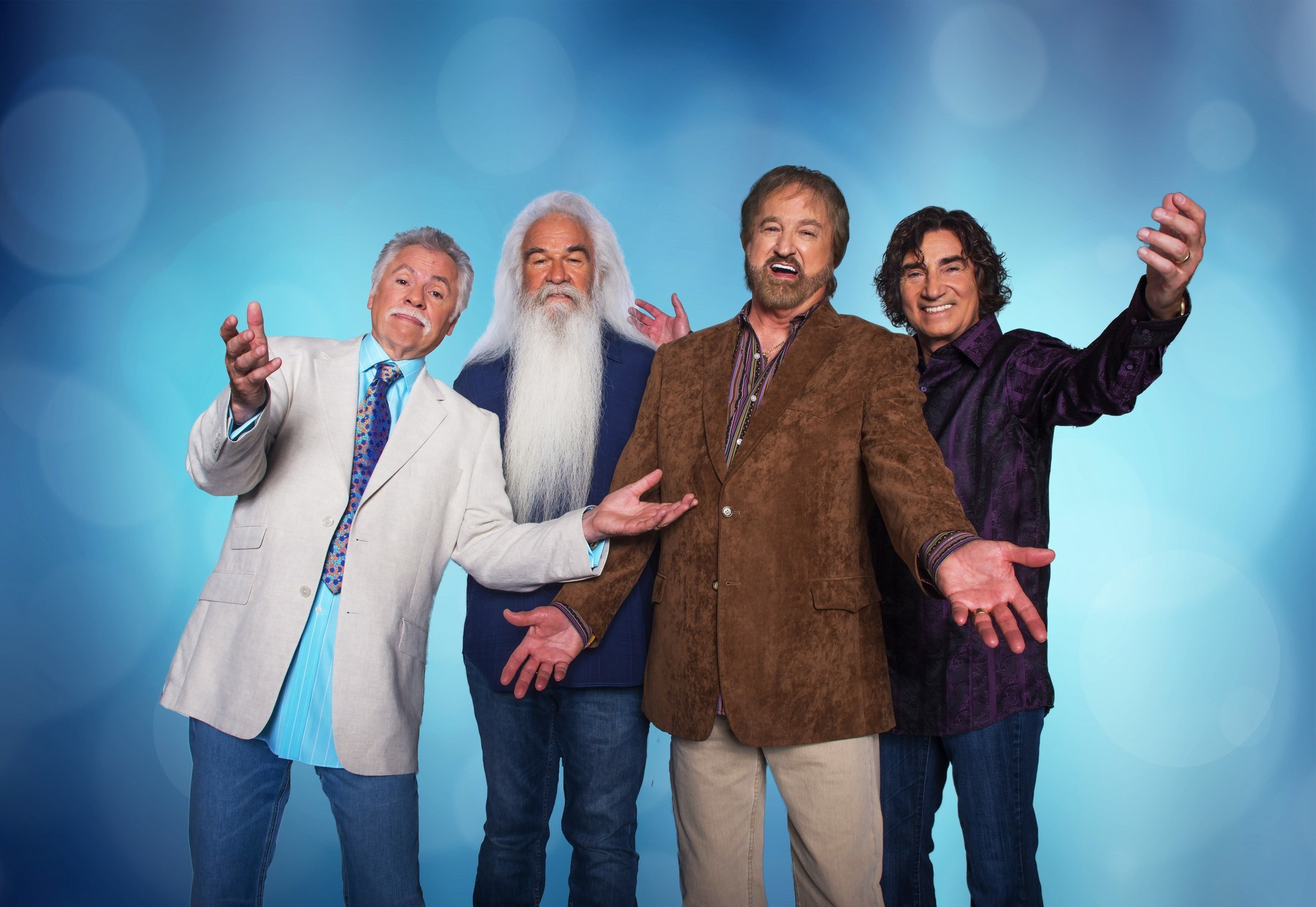 Country Music Hall of Famers Oak Ridge Boys stop in Newport News for ...
