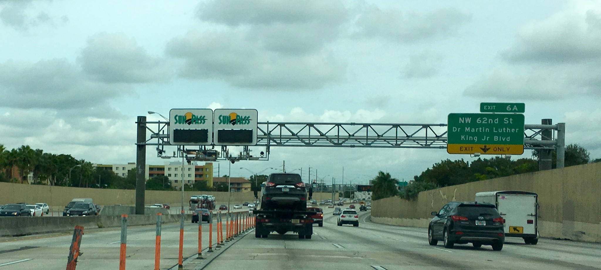 Fhp Cracking Down On Drivers Who Cut Into I 95 Express