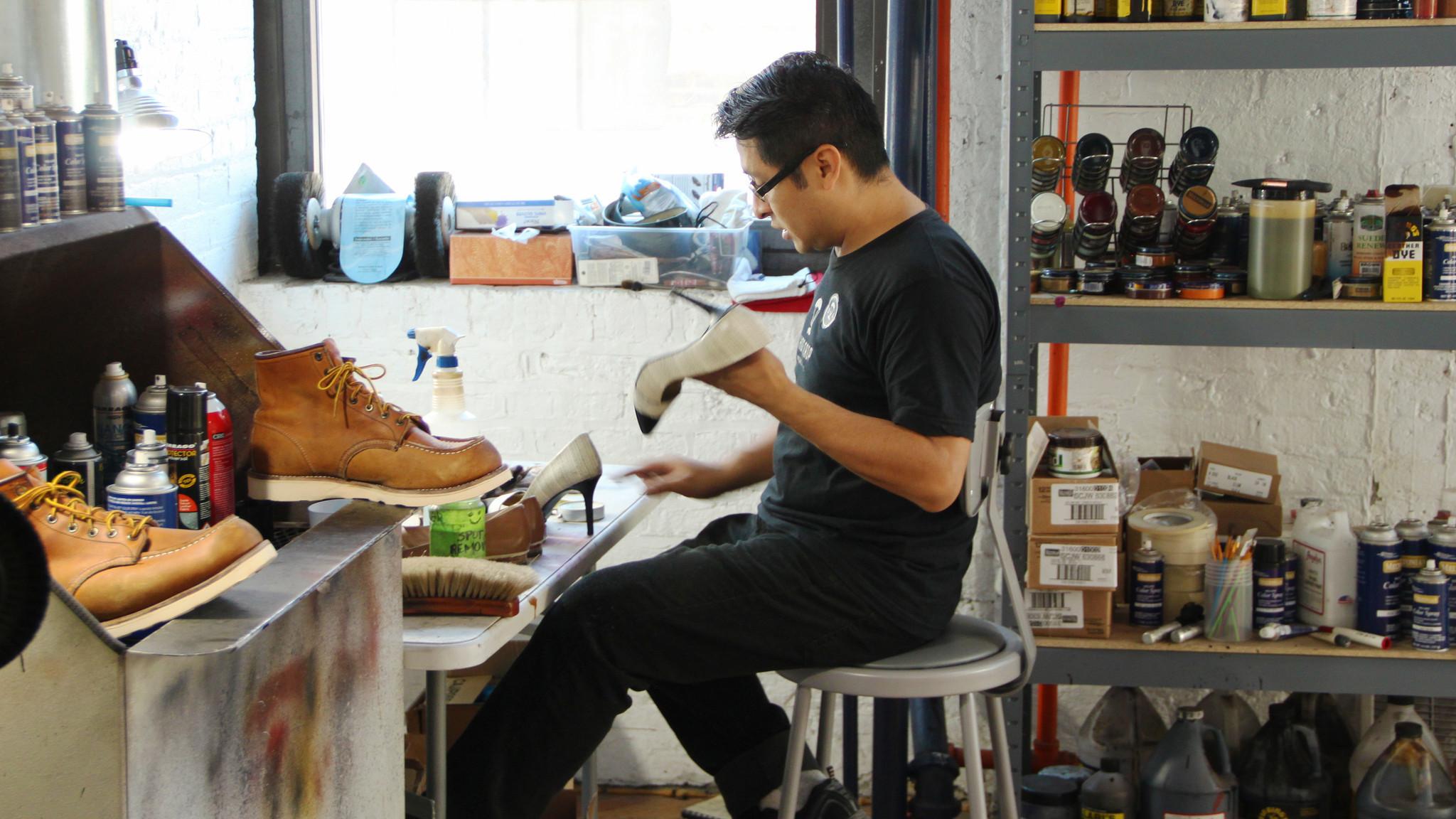 Glenwood Shoe Repair