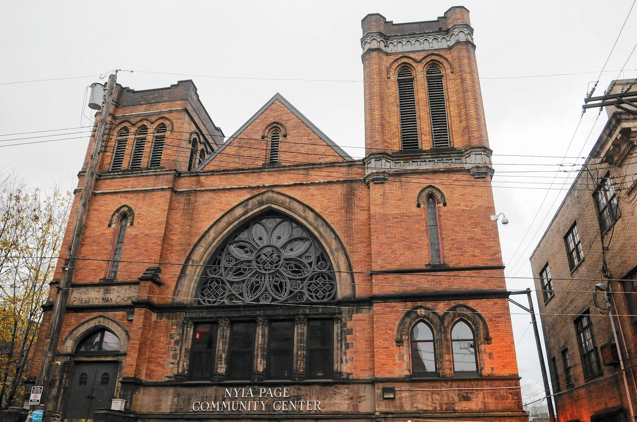 Old Pittsburgh Churches Converted Into Studios Community