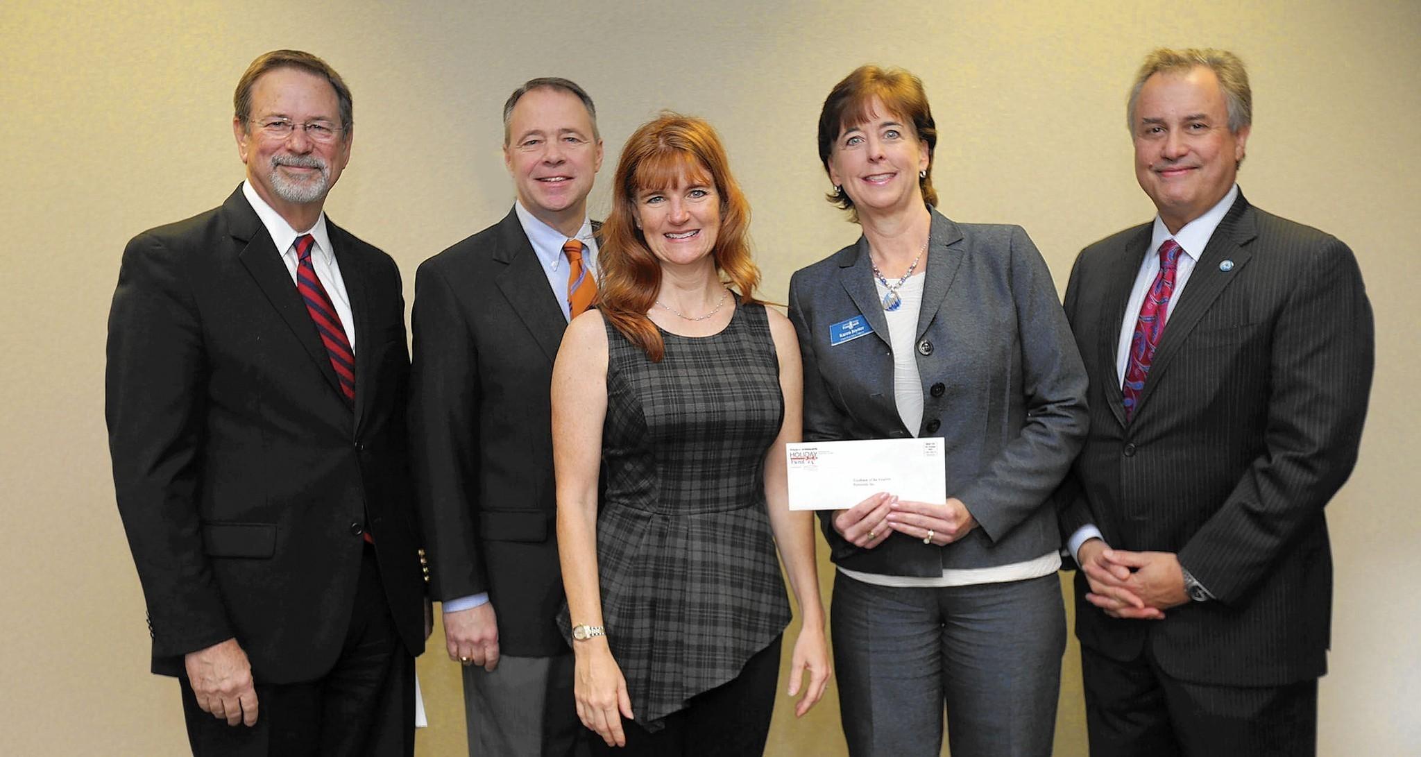 Virginia Peninsula Foodbank provides food with help of Daily