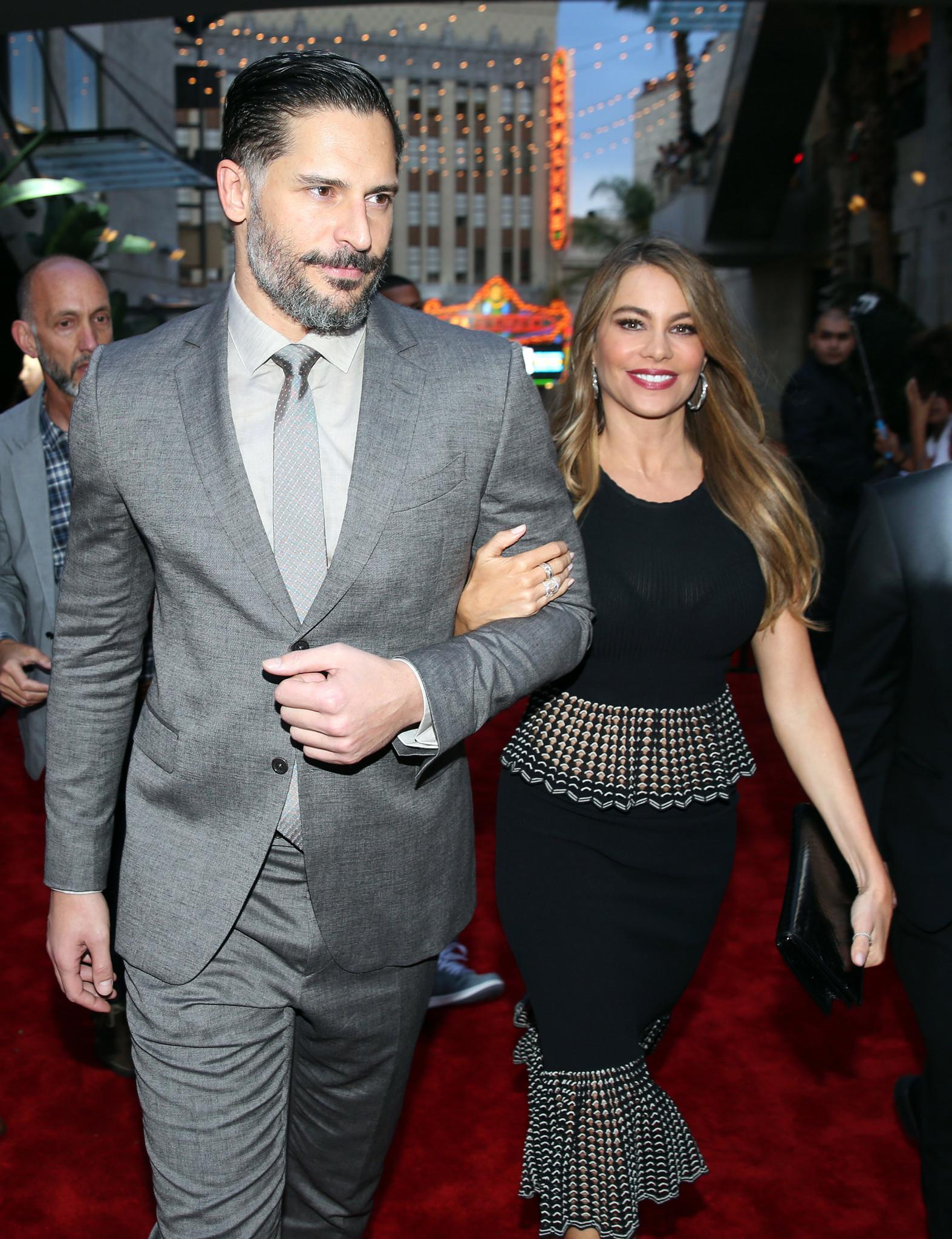 Sofia Vergara and Joe Manganiello Celebrate 5-Year Dating Anniversary