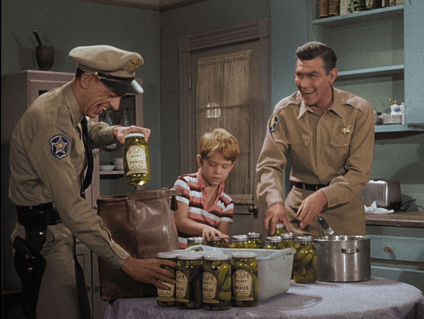 andy griffith show colorized for christmas orlando sentinel - Andy Griffith Show Christmas Story