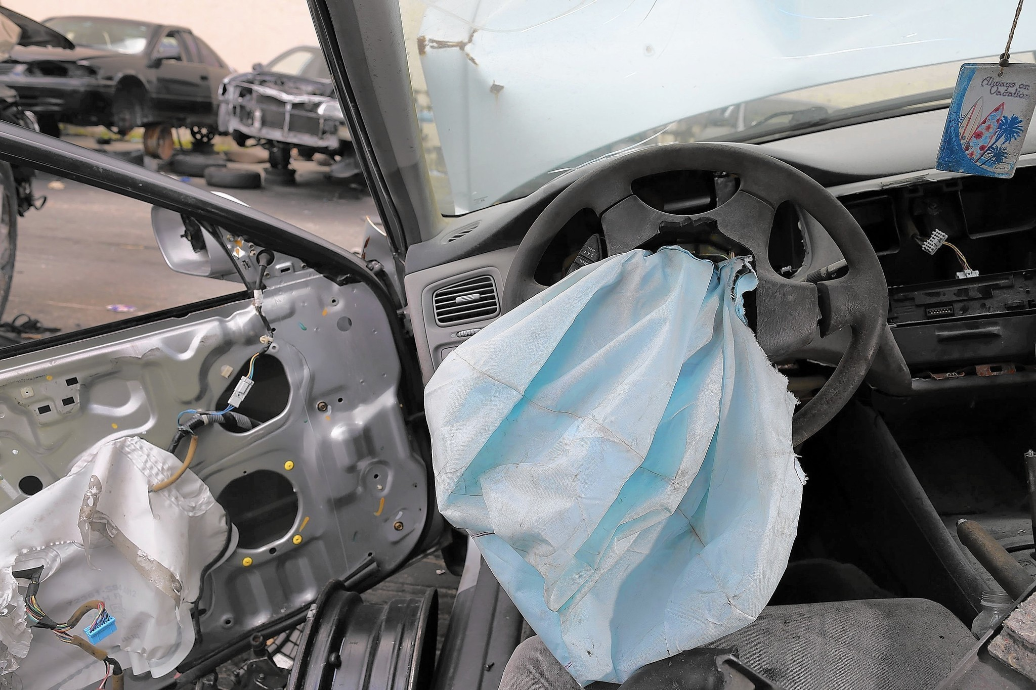 ford stops using takata air bag inflators in future vehicles the morning call. Black Bedroom Furniture Sets. Home Design Ideas