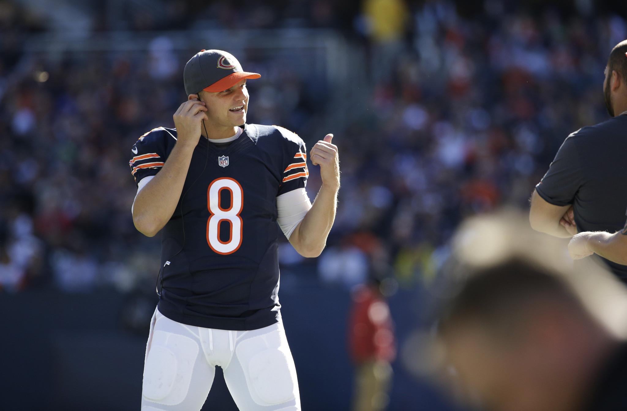Bears quarterback Jimm...