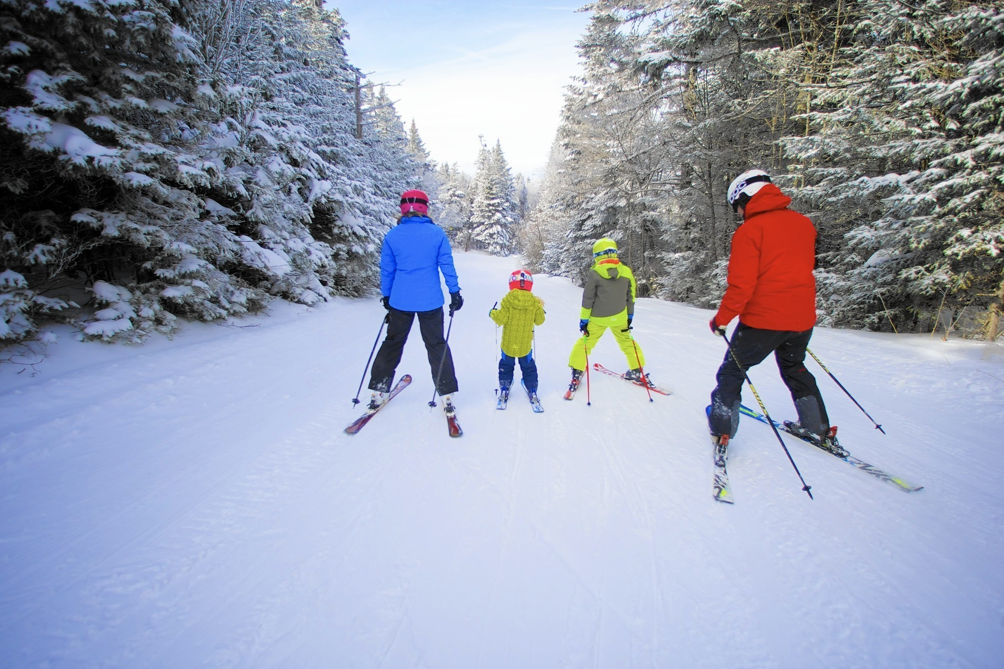 10 Fun Resorts For Family Skiing  Chicago Tribune