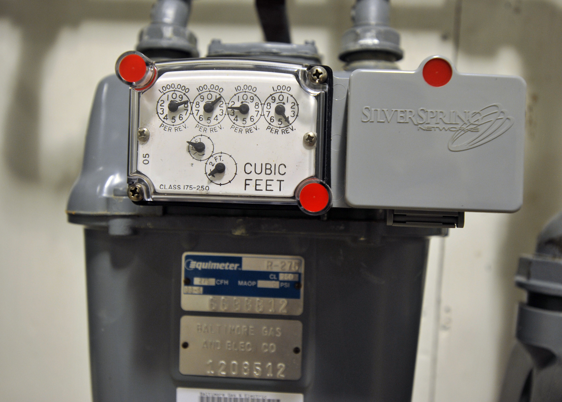 State Regulators Lower Bge Smart Meter Quot Opt Out Quot Fee