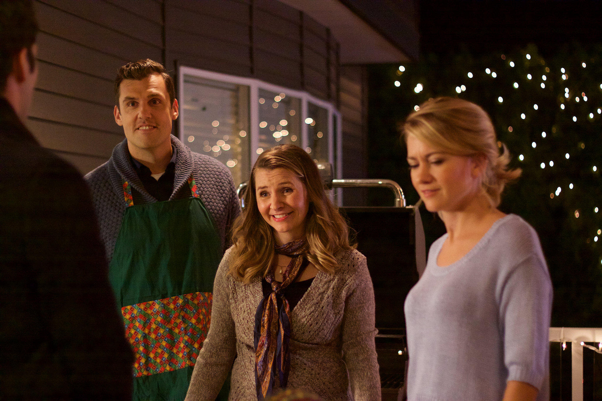 Holiday TV Stars Chime In On The Appeal Of Made-for-TV