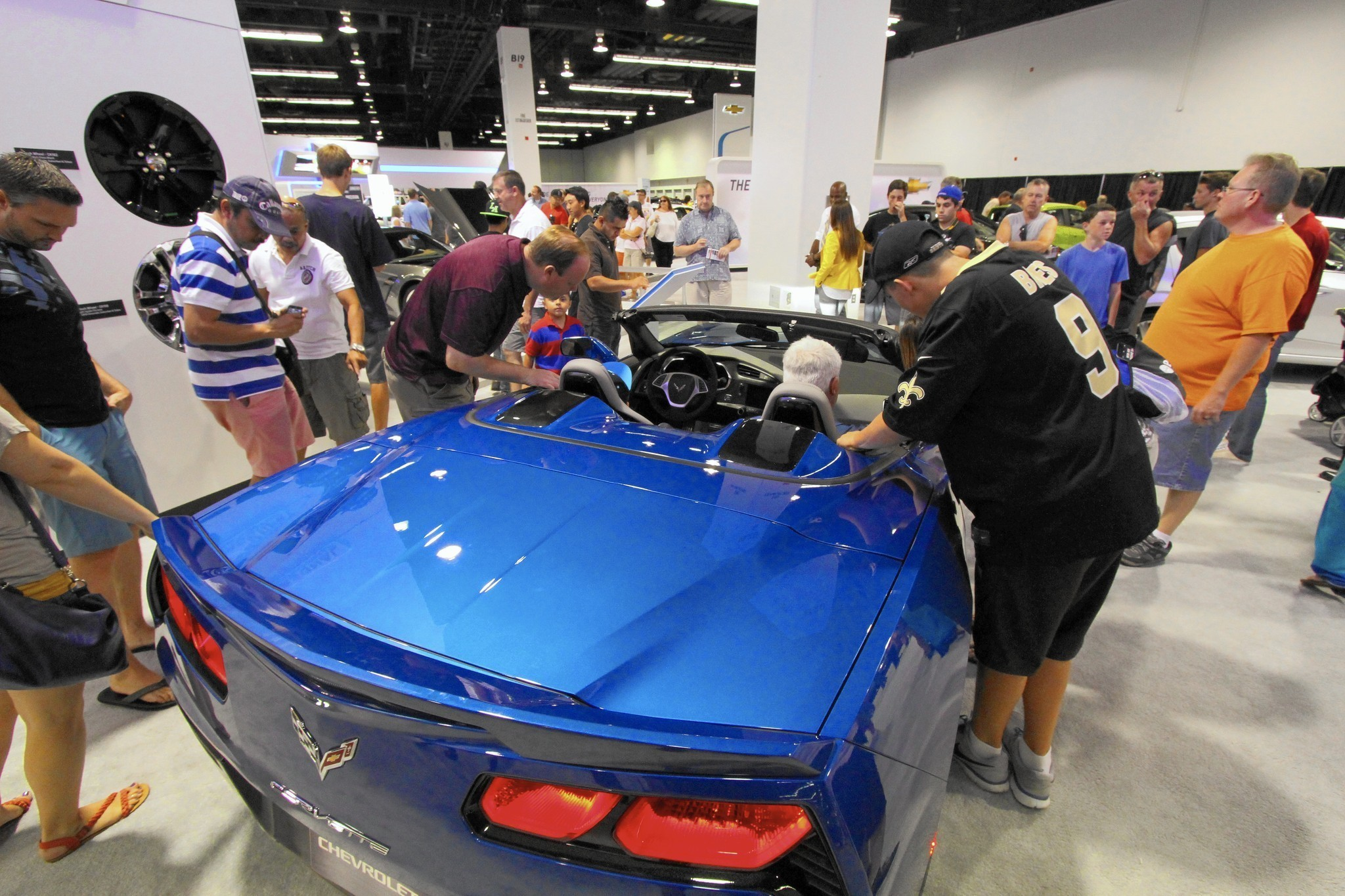 Orlando Auto Show Opens Thanksgiving Day Orlando Sentinel - Car show in orlando this weekend