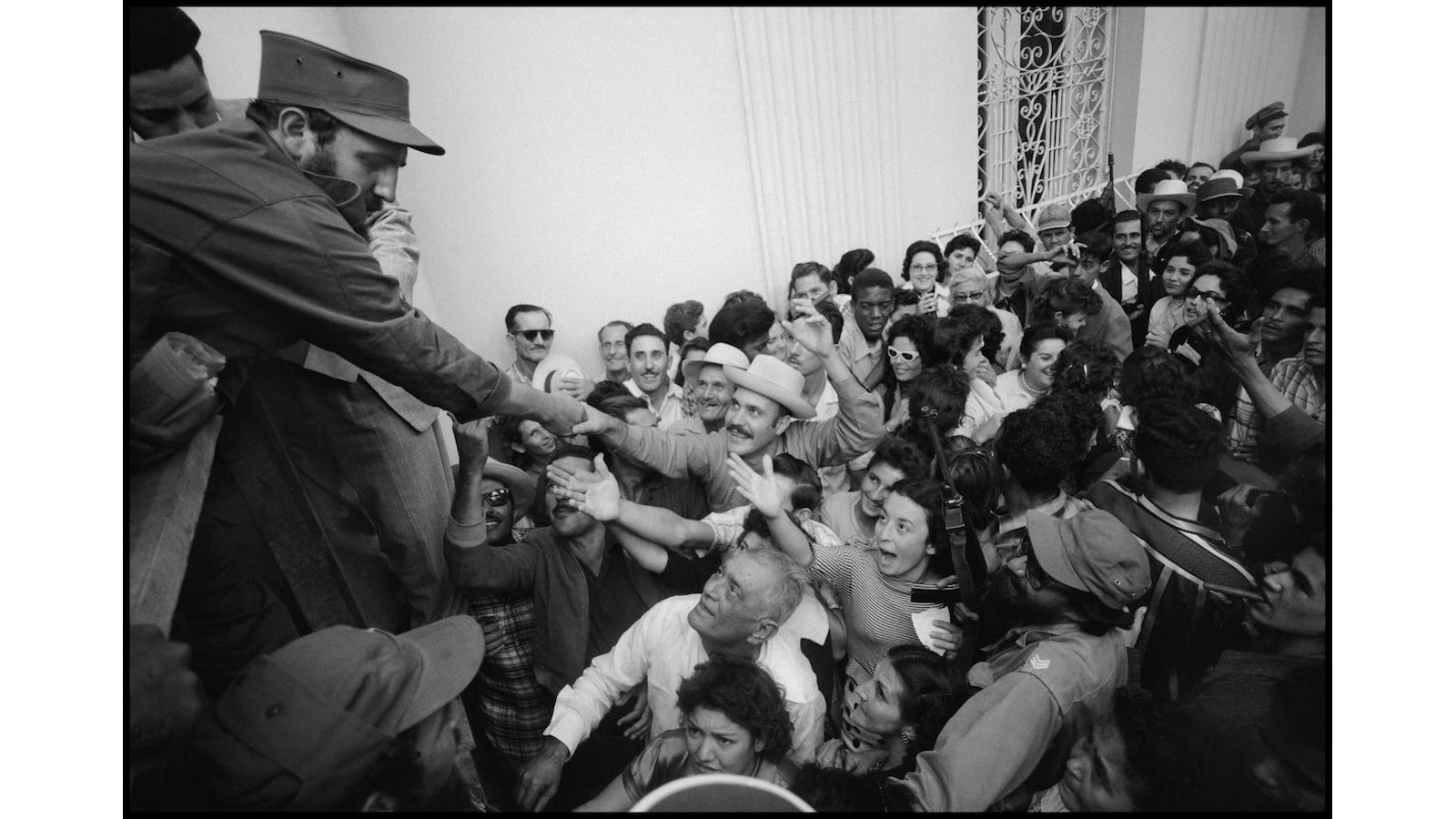 A good Extended Essay relating to the Cuban Revolution and how did Castro become a communist?