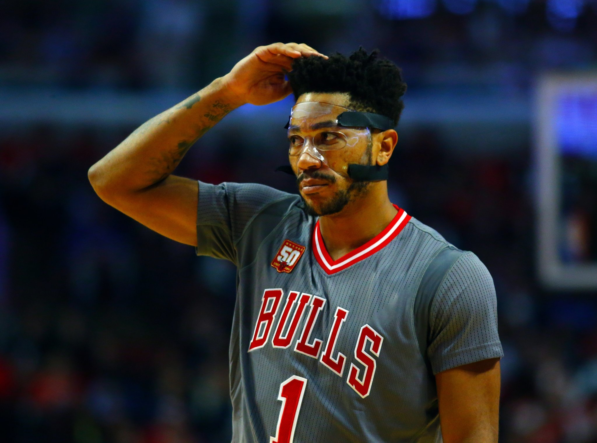 Bulls  Derrick Rose a one-man gang that couldn t shoot straight ... 08623bbec