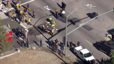 Live updates: Shooters were armed with long guns, police chief says