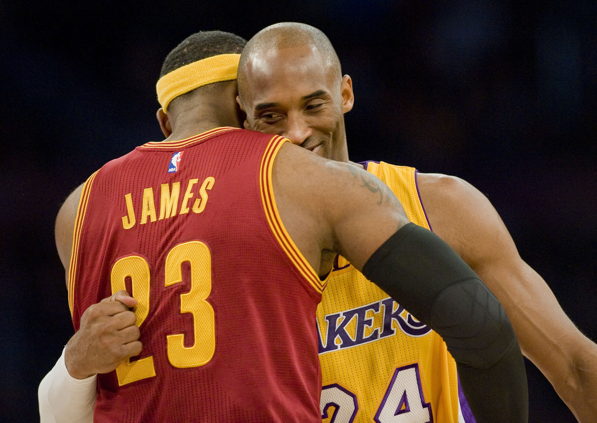 LeBron James 'heartbroken and devastated' by death of Kobe Bryant