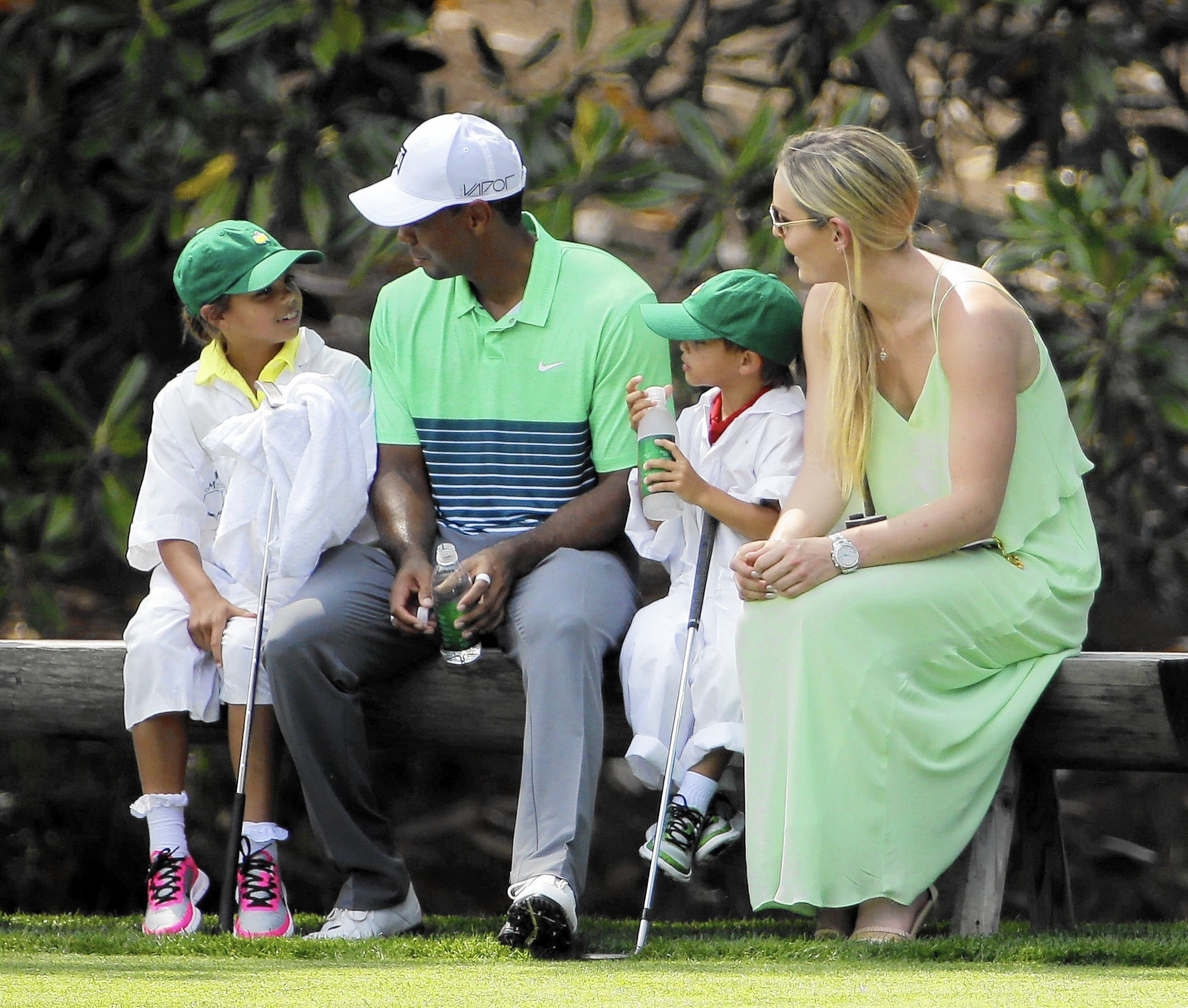 Tiger Woods Discusses Relationship With Ex-Wife, Children ...
