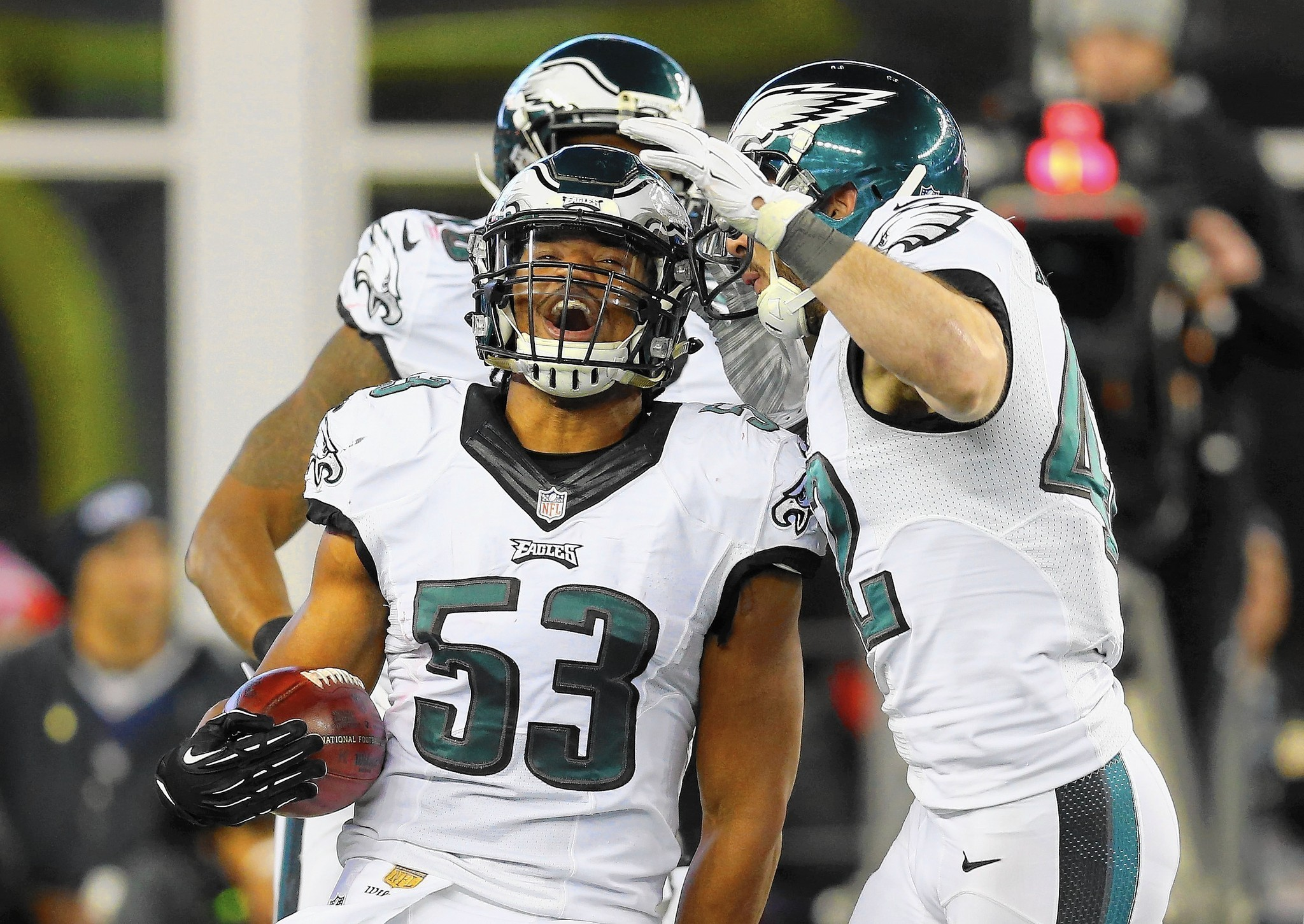 Special teams provide a huge lift for Eagles - The Morning Call