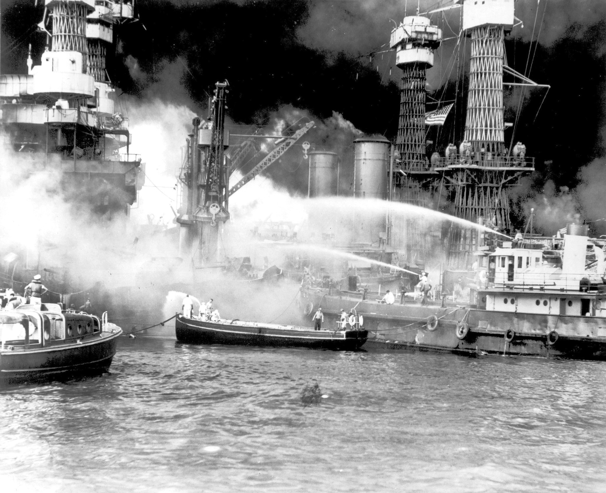 Attack on Pearl Harbor in popular culture