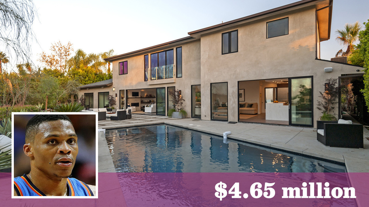 Nba Star Russell Westbrook Buys Beverly Crest Home From