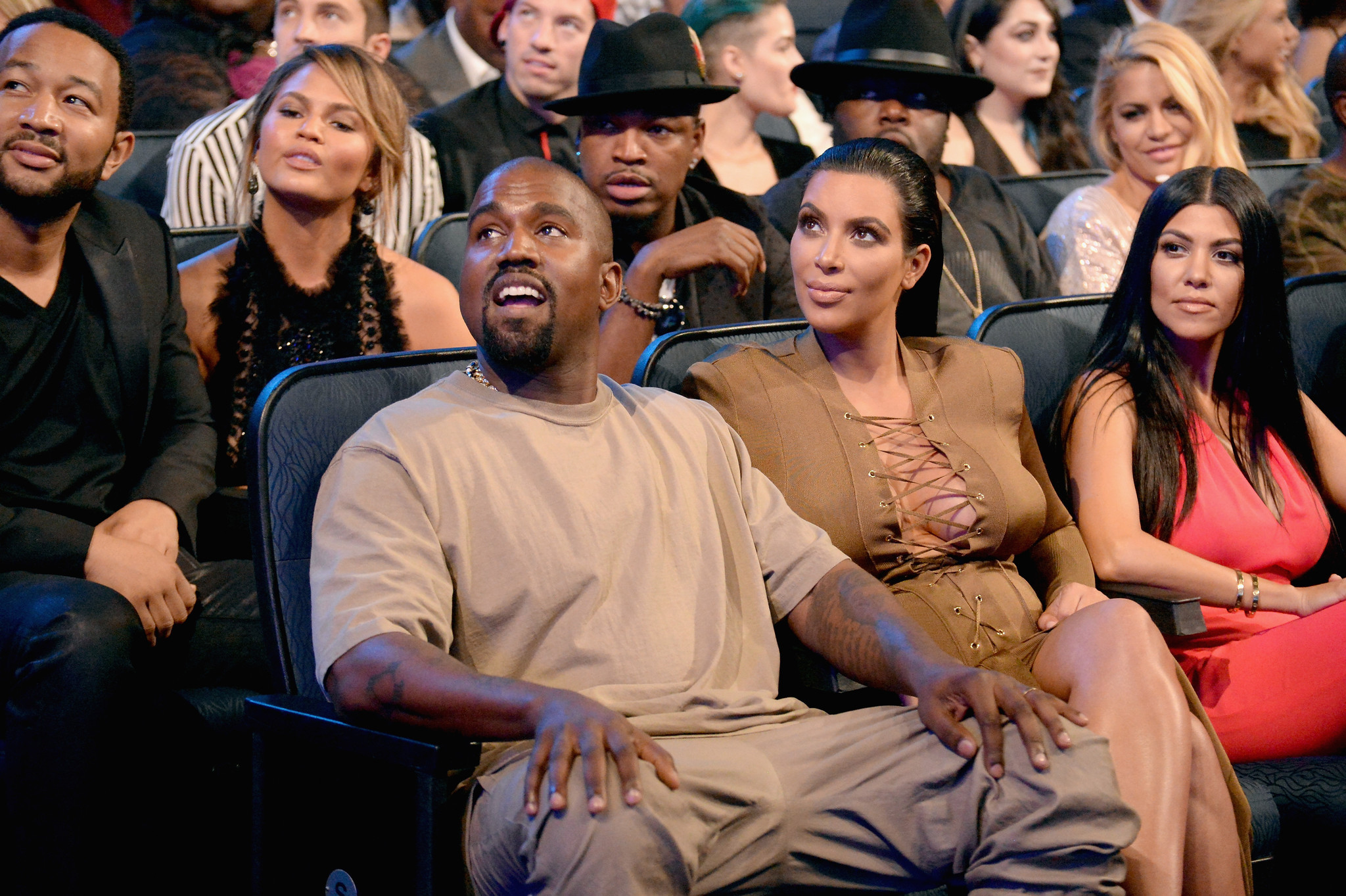 And the Kimye baby's name is .... Saint West - The Morning ...